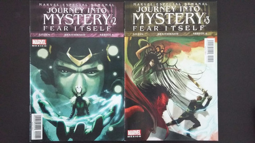 fear itself: journey into mistery