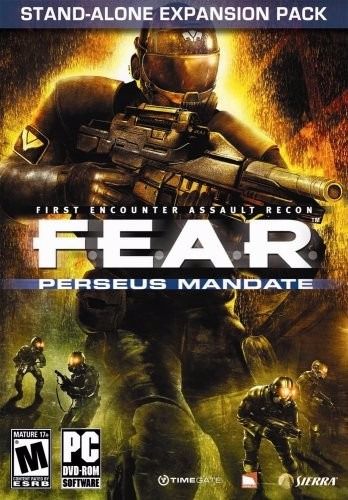fear perseus mandate - pc