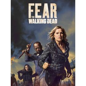 Fear The Walking Dead 1ªa 5ª Temporada Dublado Frete Grátis