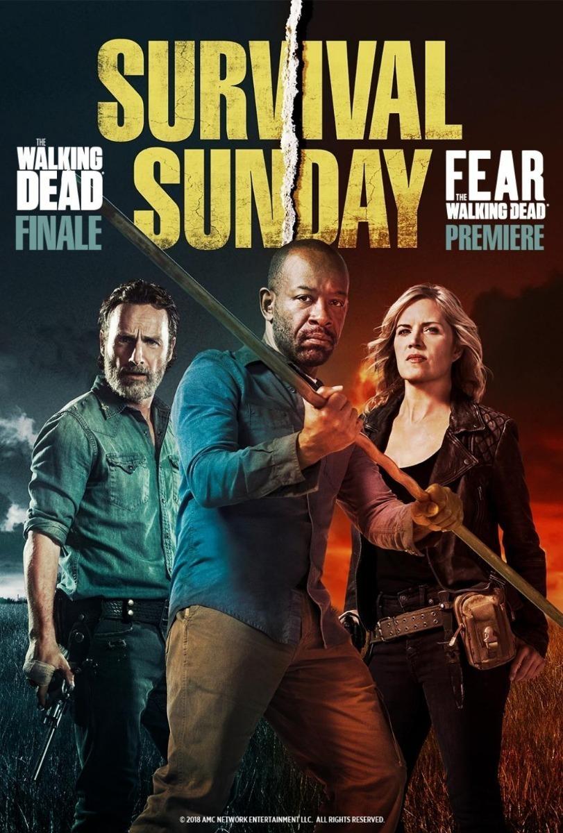Fear The Walking Dead 4ª Temporada Dublado Frete Baixo