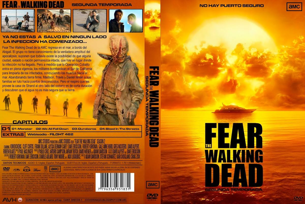 Bs Fear The Walking Dead