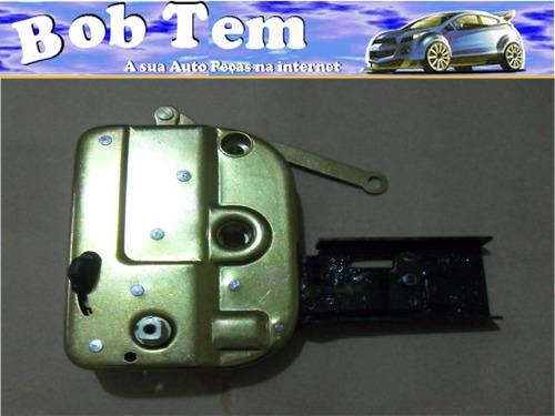 fechadura c/ trava da  porta do meio kombi 97/-
