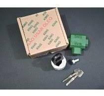 fechadura cadeado reforçado tetra chave porta de enrolar 305