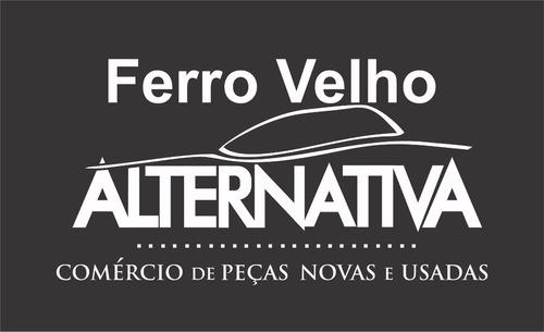 fechadura capô ford fiesta/ ecosport 2007 - 10878