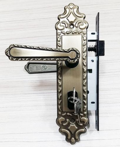fechadura colonial veneza 40mm soprano porta madeira externa