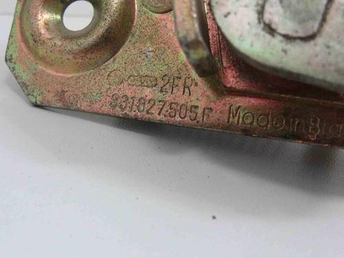 fechadura da tampa traseira santana quantum 85/92 frete grát