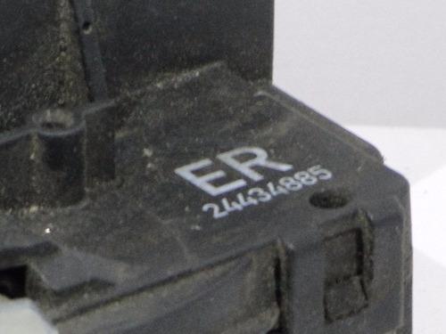 fechadura de porta gm astra traseira direita cod.er 24434885