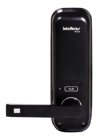 fechadura digital fr 320 fechadura de embutir com maçaneta