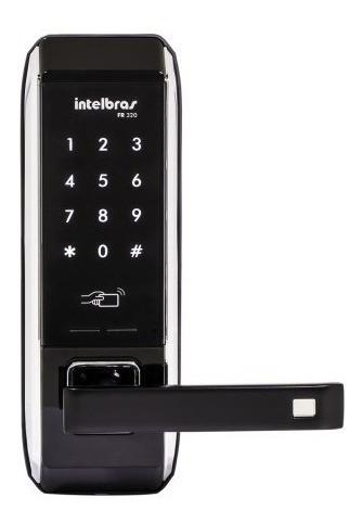 fechadura digital fr 320 fechadura de embutir maçaneta com
