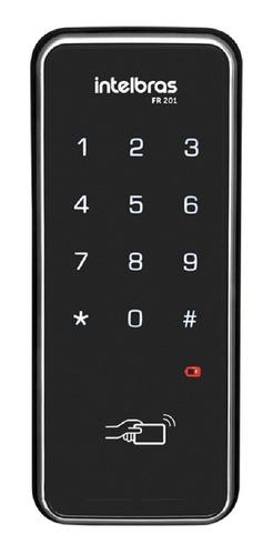 fechadura digital fr201 intelbras