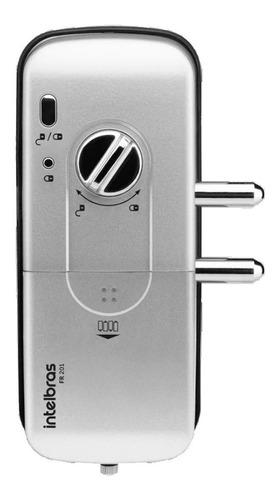 fechadura digital intelbras fr 201 com touch screen e senha