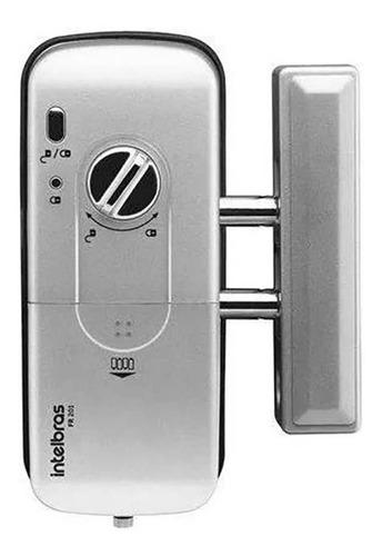 fechadura digital intelbras fr201 touch screen senha cartão