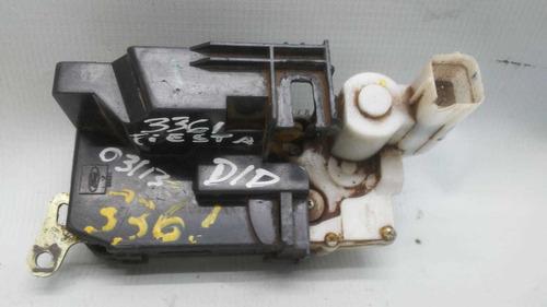 fechadura elétrica fiesta 03/13 dianteira direita -3361 *