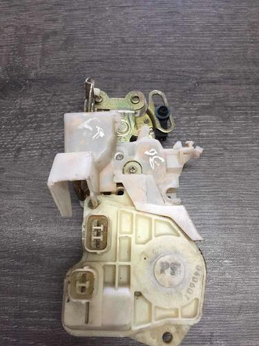 fechadura elétrica honda fit dianteira esquerda 04/07 (165)