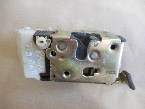 fechadura elétrica traseira direita fiat palio 1997 / 2004