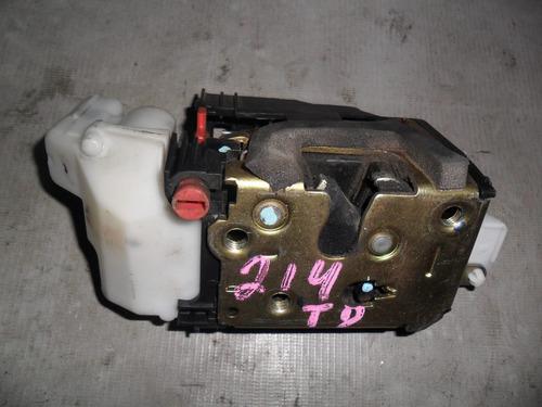 fechadura eletrica traseira direita fiesta 09