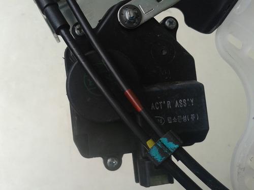 fechadura elétrica traseira esquerda hyundai tucson original