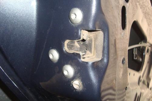 fechadura eletrico traseira esquerda gm celta 2010