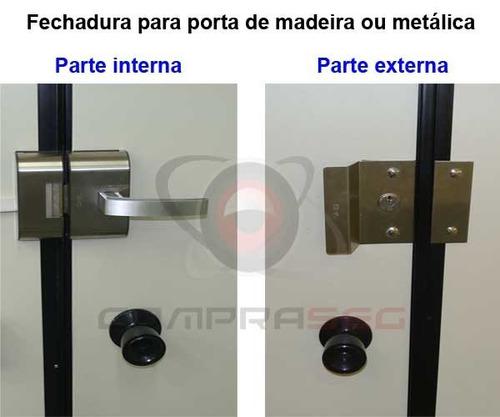 fechadura eletrônica hdl