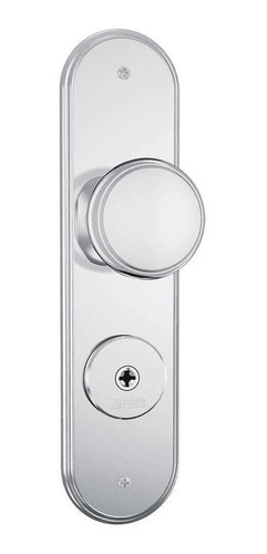 fechadura externa 1600/04/08 tetra inox maçaneta bola stam