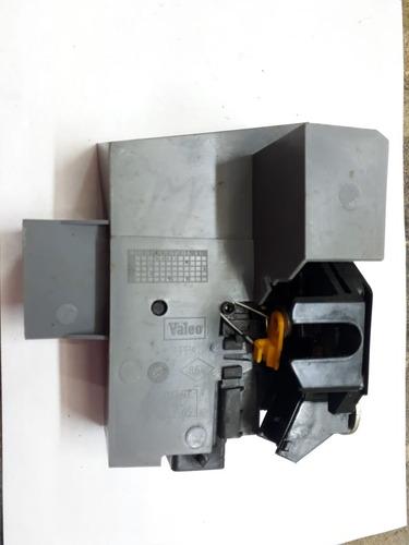 fechadura interna dianteira porta scenic elétrica le