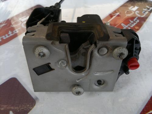 fechadura mecânica porta gm corsa 08 traseira esquerda origi