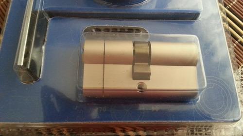 fechadura mul-t-lock nova com chave multiponto