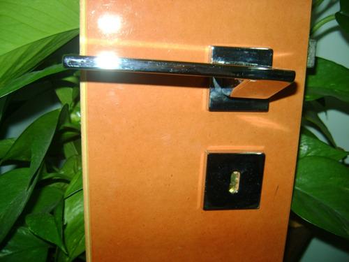 fechadura papaiz linha esquadro  cod: 007)