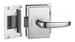fechadura porta de vidro furo 1fl alavanca ext fv34ecra