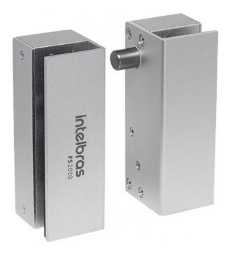fechadura solenoide fail safe para porta de vidro fs 2010