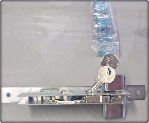 fechadura stam 501 inox externa
