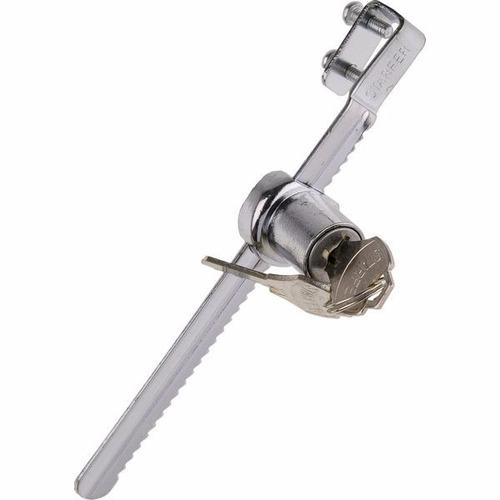 fechadura - trava para vitrine (jacaré)