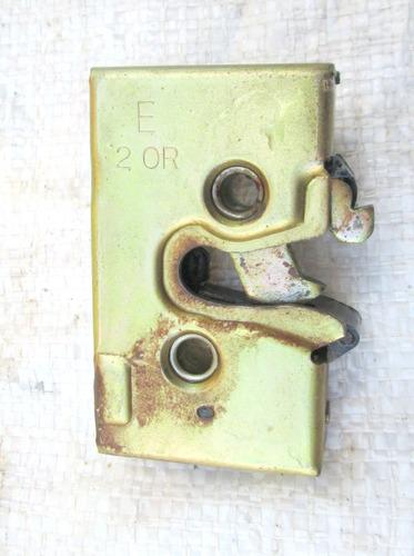 fechadura trava porta esq gol quadrado parati saveiro #c01