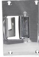 fecho completo para fechadura agl vidro abertura pra dentro