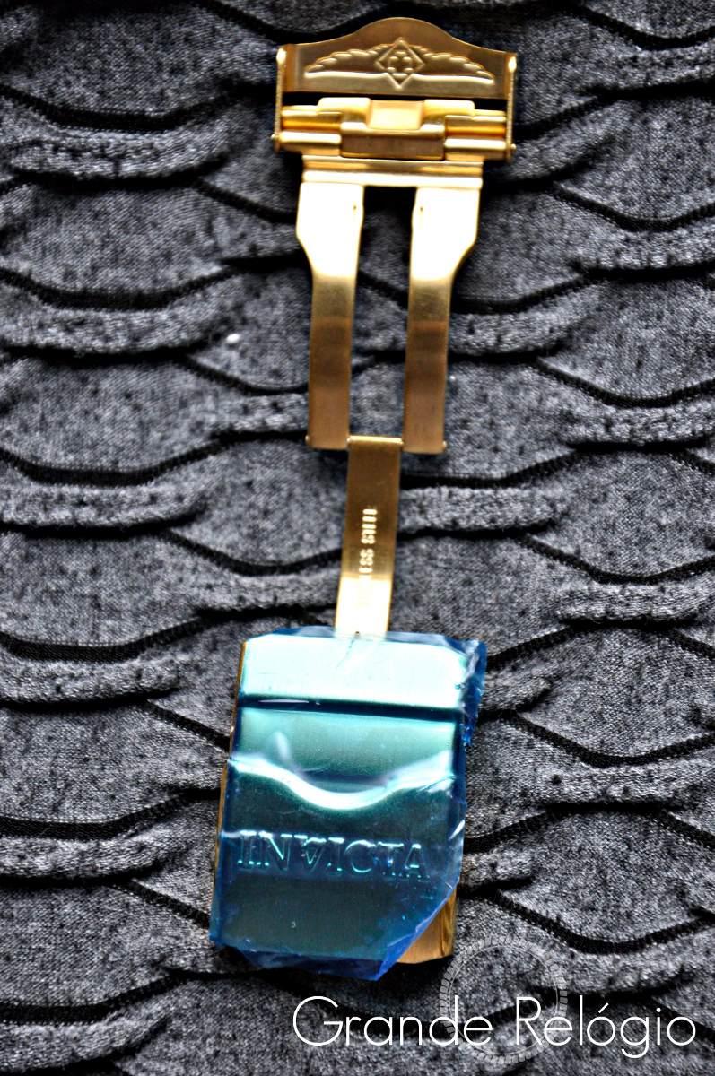 f61a1b35b95 fecho invicta de aço - original. Carregando zoom.