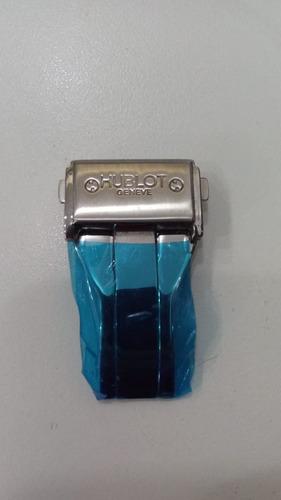 fecho para relogios  hublot modelo king power 22mm aço novo