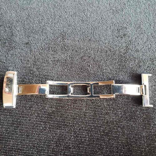 fecho tissot para pulseira de couro prc200