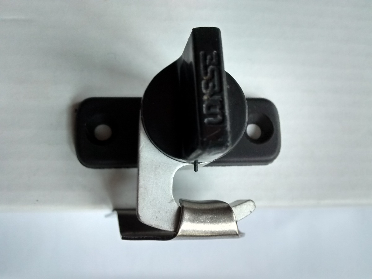 #586D73 Fecho Trava Orelha/ Porta Ou Janela De Alumínio (ref: 486) R$ 20 90  928 Onde Comprar Porta E Janela De Aluminio