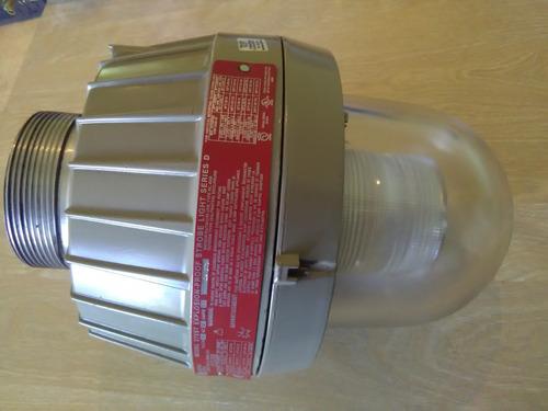 federal signal 27xst-024csd explosión de luz estroboscópica
