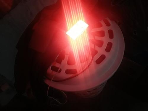 federal signal cuda tri0ptic led , luz de emergencia. whelen