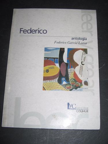 federico - federico garcia lorca - colihue
