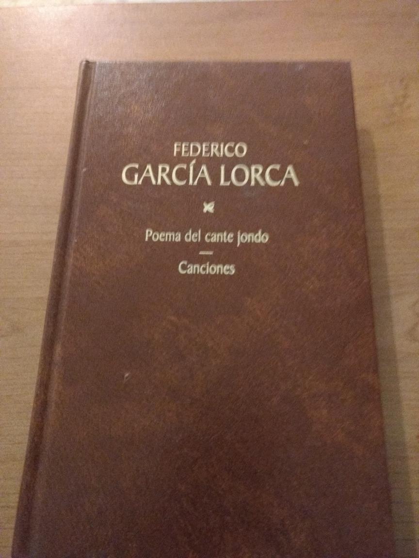 Federico García Lorca Poema Del Cante Jondo Canciones