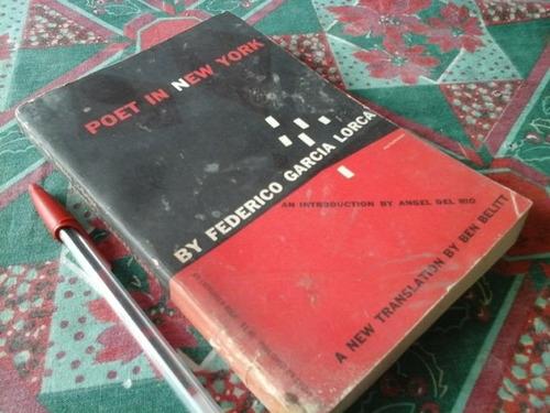 federico garcia lorca poeta en nueva york bilingue 1955