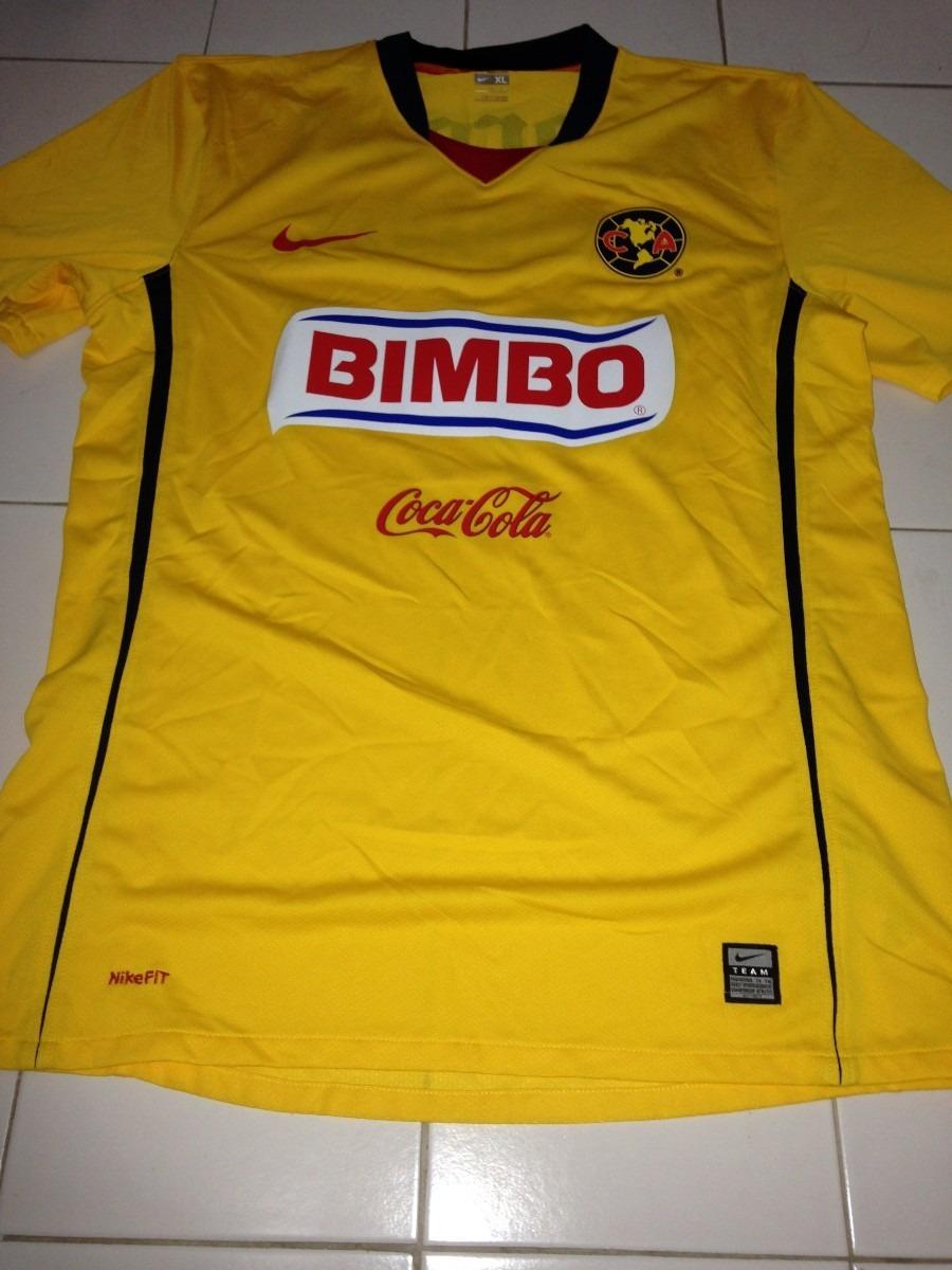 detailed look a844f 0d89b Federico Insúa, Club América, Jersey De Juego Xxl, Nike - $ 1,499.00