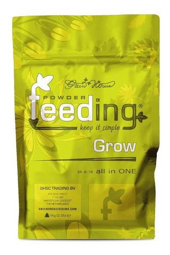 feeding grow (base de crecimiento) 10g