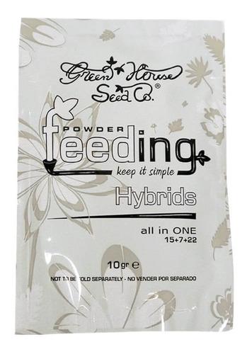 feeding hybrid flower (base de floración) 10g