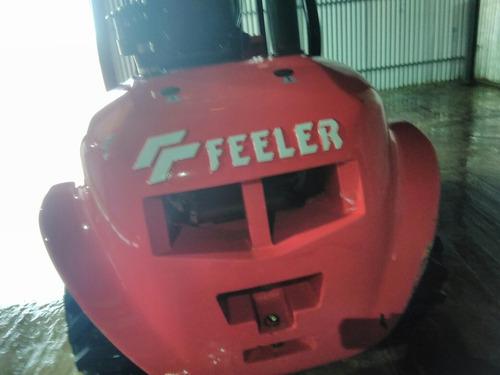 feeler  2,5 toneladas