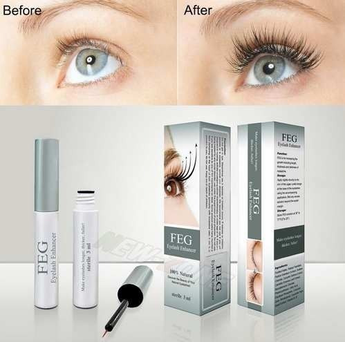feg eyelash serum