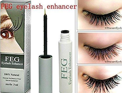 87121e9515f Feg Eyelash Tratamiento Para Pestañas Y Cejas Original - $ 320.00 en ...