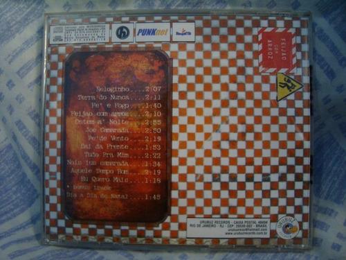 feijão com arroz - prato feito - cd nacional